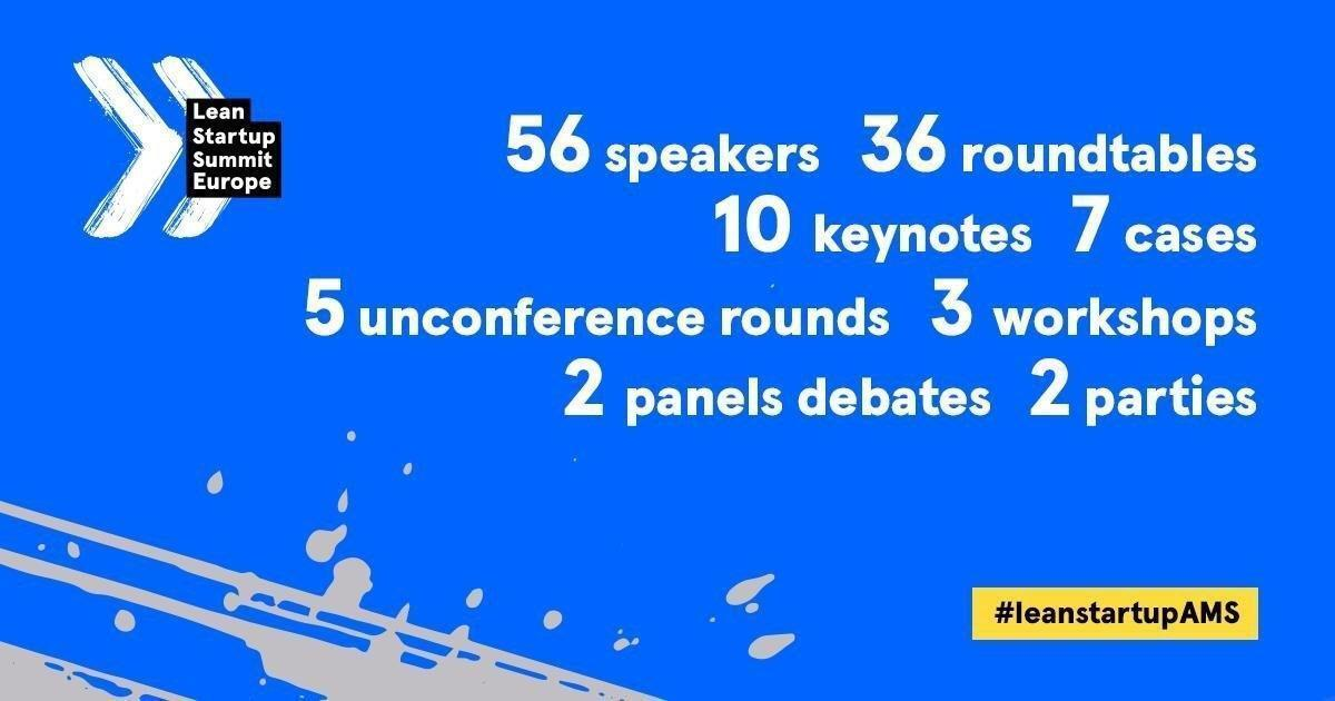 Lean Startup Summit Europe 2018