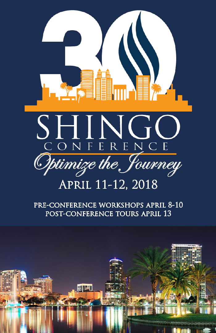 30th Annual Shingo Conference