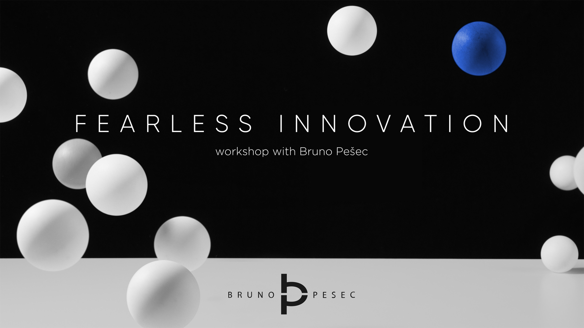 Fearless Innovation Workshop